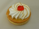 Lemon Meringue Tartlette