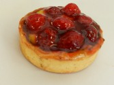 Raspberry Tartlette