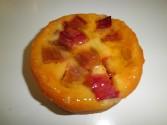 Rhubarb Tartlette